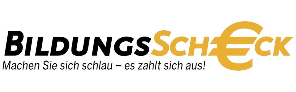 Logo BildungsScheck-NRW